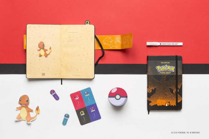 Pokémon Limited Edition von Moleskine