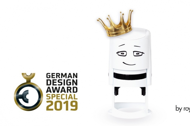 """Winner"" in der Kategorie Stationery beim German Design Award 2019 ist der NIO."